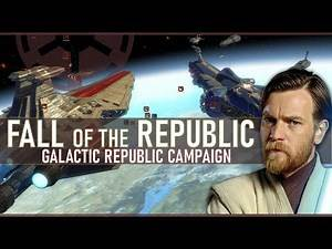 First Venator Armada [Ep 6] Fall of the Republic   Star Wars: Empire at War Mod