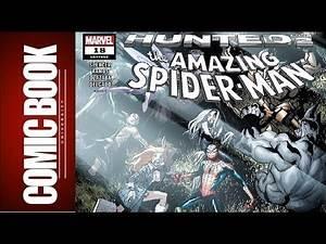 Amazing Spider-Man #18 | COMIC BOOK UNIVERSITY