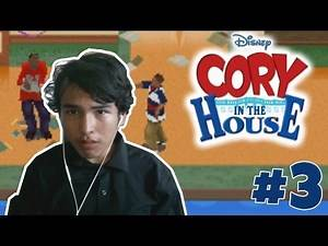 Cory In The House DS Part 3 Playthrough School Daze