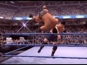 WWF Smackdown Just Bring it Finishers