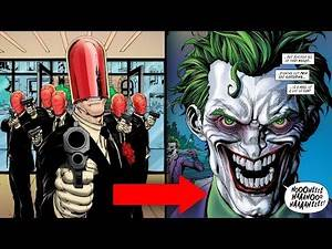 """Who the Joker was before he became the """"Joker"""" - DC Comics Explained"""