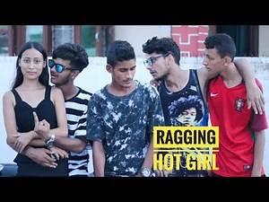 Ragging Hot Girl Gone Wrong   Comedy Video    School BoyZ