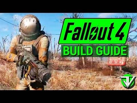 FALLOUT 4: Character BUILD Guide! (How to Build Your Character in Fallout 4)