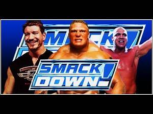 TEW 2016   WWE 2004 - The Street Fight #4