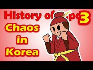 Chaos in Korea (Part 3) | History of Japan 22