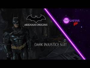 Batman: Arkham Origins - Dark Injustice Batsuit [Mod Trailer]