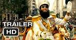 The Dictator Official Trailer #1 - Sacha Baron Cohen Movie (2012) HD