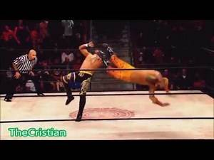 Lucha Underground Awesome Moves
