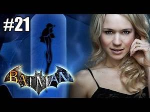 Nora Fries Heart of Ice - Side Mission - Part 21 - Batman Arkham City