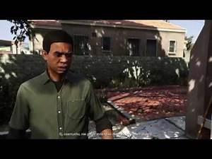 "Grand Theft Auto V Remastered - Lamar Talk - ""nigga"" - PL"