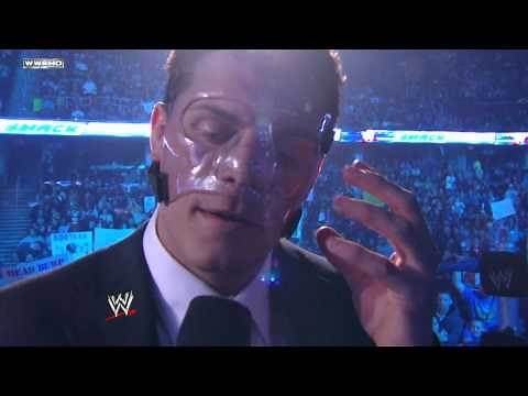 """Cody Rhodes goes from """"Dashing"""" to disfigured"""