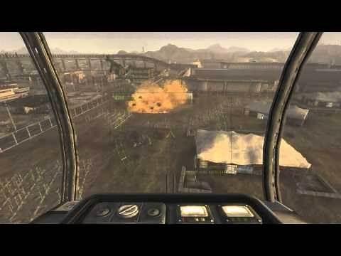 Fallout New Vegas Tutorial: Vertibird Flight School Part 1