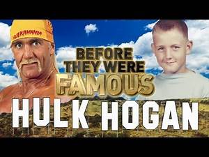 HULK HOGAN - Before They Were Famous - BROTHER !!!