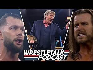 NXT Championship Plans SCRAPPED!! WWE NXT Sept. 1, 2020 Review   WrestleTalk Podcast
