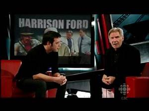 The Hour: Harrison Ford | CBC