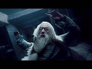 The Death of Albus Dumbledore - Harry Potter and the Half Blood Prince HD