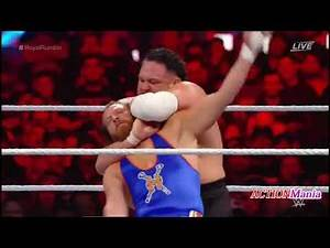 Royal Rumble 2019 Full Match Highlight    Royal Rumble 2k19 Full Match