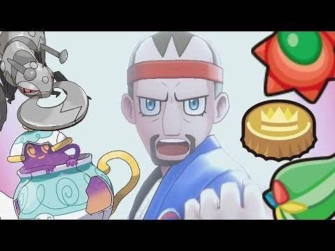 How to Farm BP in Pokemon Sword/Shield (rental team included)!