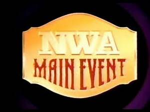 NWA Main Event 9/4 World Tag Title - Arn Anderson & Tully Blanchard(C) vs. Midnight Express