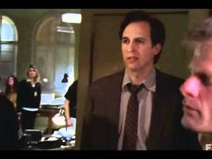 Ronnie Gardocki Arrest scene