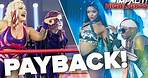 Rosemary & Taya OUT FOR REVENGE vs Kiera Hogan & Tasha Steelz! | IMPACT! Highlights Oct 6, 2020