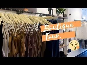 BOUTIQUE TOUR | JACQUELINE T.