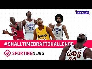 NBA 2K All-Time Draft | Episode 1: The Draft