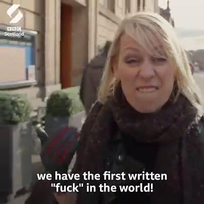BBC Scotland - World's Most Popular Swear Word | Scotland - Contains Strong Language