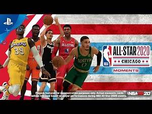 NBA 2K20 - MyTEAM: All-Star Moments | PS4