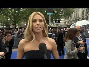 Charlize Theron on the Prometheus Red Carpet - Celebs.com