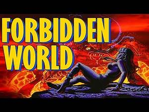 Bad movie review: Roger Corman's Forbidden World
