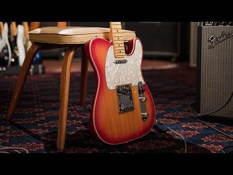 Fender American Ultra Telecaster | Isaiah Sharkey First Impressions