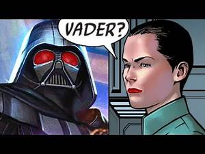 THE FEMALE IMPERIAL THAT NEVER MET VADER BEFORE(CANON) - Star Wars Comics Explained