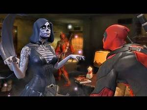 For Hear No Evil: Wade Gets 1st Mutant Spirit for Death (Deadpool Game)