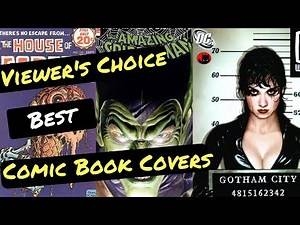 All Time Best Comic Book Covers- Viewer's Choice