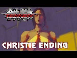 Tekken Tag Tournament 2 - 'Christie Monteiro Ending' TRUE-HD QUALITY