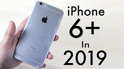 iPHONE 6 PLUS In 2019! (Still Worth It?) (Review)