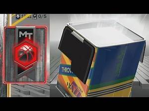 NBA 2K17 PS4 My Team - Ruby Throwback Pull!