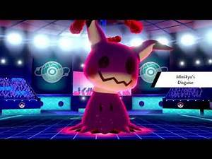 Dynamax Mimikyu is overrated? | Pokemon Sword and shield