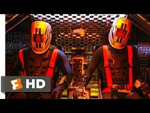 Martian Land (2015) - Gasping for Air Scene (6/9) | Movieclips