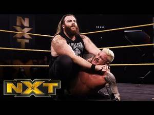 Dexter Lumis vs. Killian Dain: WWE NXT, July 22, 2020
