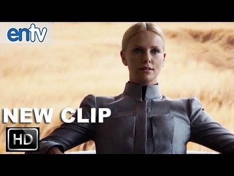 "Prometheus Official Clip 6 [HD]: ""Before The Adventure"", Michael Fassbender & Charlize Theron"