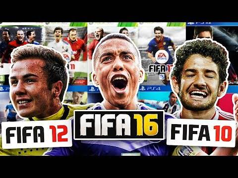 Best Player to Buy in Career Mode from FIFA 10 - 20