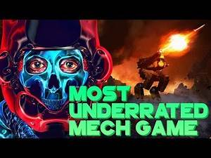 The MOST underrated mech game