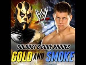 Cody Rhodes & Goldust New 2013 Theme 'Gold & Smoke' (Full I Tunes Release)