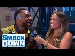 Big E ready to taste the sweet nectar of championship gold: SmackDown, August 7, 2020