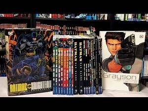 A comprehensive look at the reading order of Nightwing in collected editions Part 1