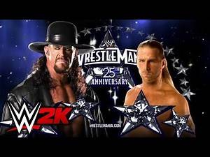 WWE 2K20: Best WWE WrestleMania Matches Live Stream