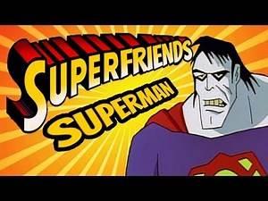 Superman Man of Steel - The Amazing Superfriends!