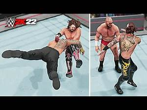 Top 10 NEW Finisher Animations They Need To Add in WWE 2K22! Part 2